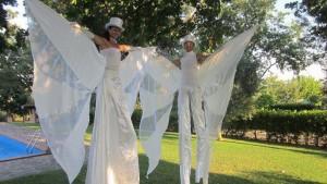 Trampolieri-Eleganti-per-accoglienza-cerimonie